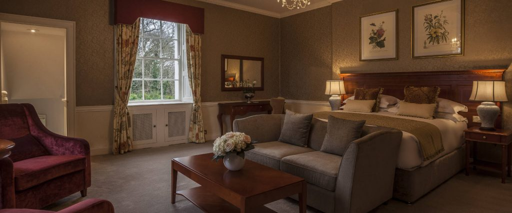 Leixlip Manor Kildare Hotel Accommodation