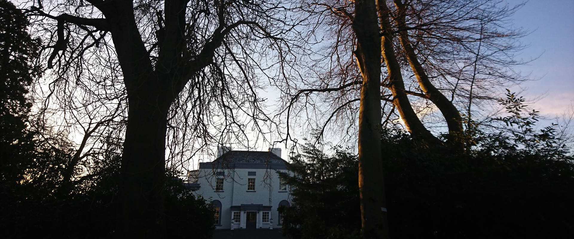 Leixlip Manor House evening