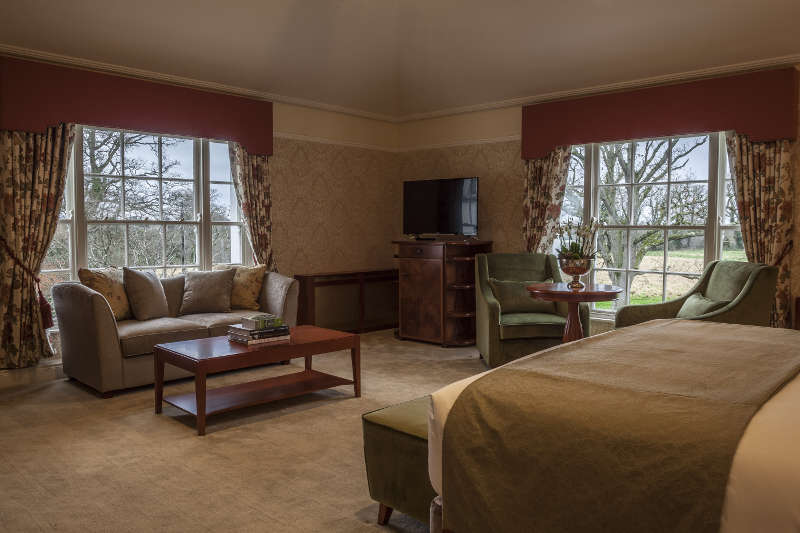 Luxury Manor Accommodation Leixlip