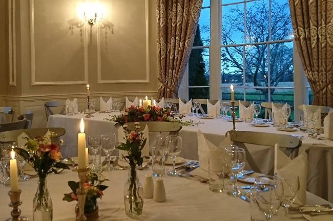 Weddings at Leixlip Manor Kildare
