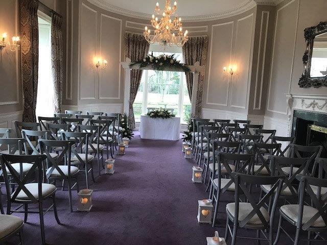Civil Ceremonies Kildare Leixlip Manor