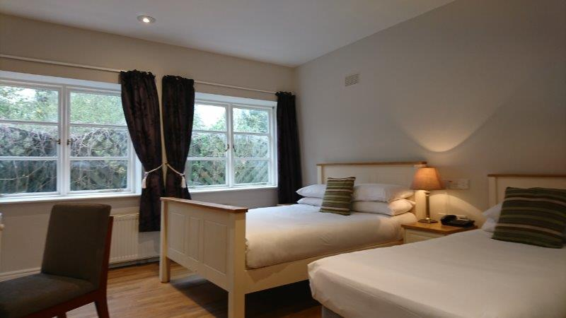 Twin Accommodation Leixlip