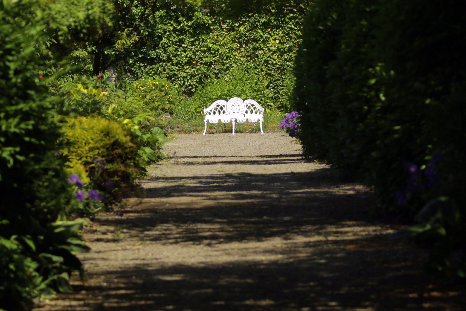 Leixlip Manor Hotel Walled Garden