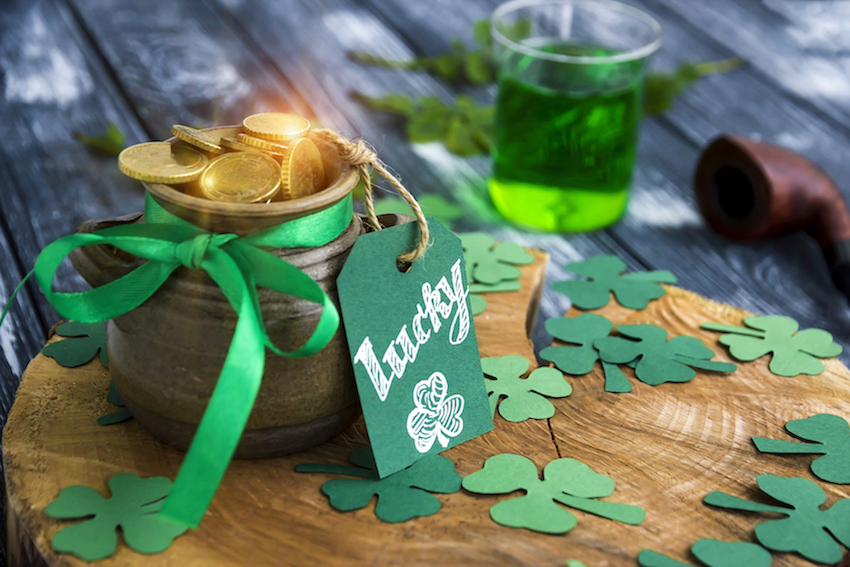 St Patrick's Day at Leixlip Manor Hotel