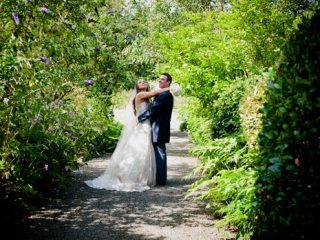Weddings in the Leixlip Garden