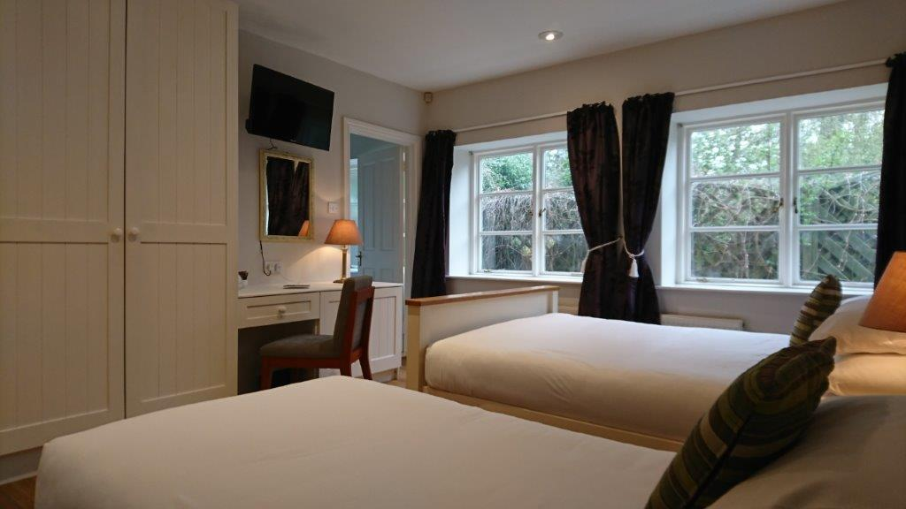 Leixlip Manor Courtyard Bedroom